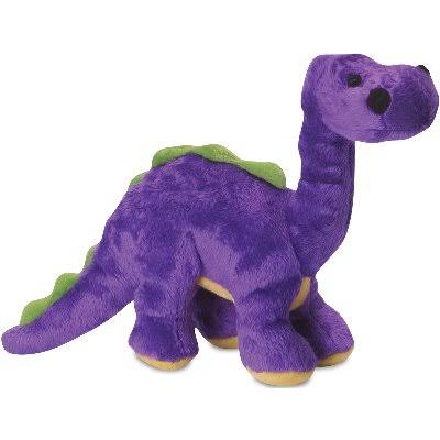 Godog Dinos Bruto With Chew Guard Tough Plush Dog Toy