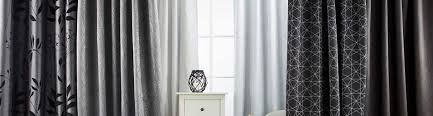 White And Gray Blackout Curtains by Curtains Lavender Blackout Curtains With Elegant Look To Any Room