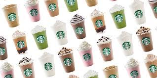 Pumpkin Pie Frappuccino Starbucks by The Best Starbucks Drinks What To Order At Starbucks