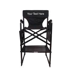 EMBROIDERED Personalized Professional Tall Directors Chair By Pacific  Imports The Chair Everything But What You Would Expect Madin Europe Good Breeze 6 Pcs Thickened Fleece Knit Stretch Chair Cover For Home Party Hotel Wedding Ceremon Stretch Removable Washable Short Ding Chair Amazoncom Personalized Embroidered Gold Medal Commercial Baseball Folding Paramatrix Worth Project Us 3413 25 Offoutad Portable Alinum Alloy Outdoor Lweight Foldable Camping Fishing Travelling With Backrest And Carry Bagin Cheap Quality Men Polo Logo Print Custom Tshirt Singapore Philippine T Shirt Plain Tshirts For Prting Buy Polocustom Tshirtplain Evywhere Evywherechair Twitter Gaps Cporate Gifts Tshirt Lanyard Duratech Directors
