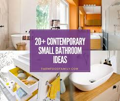 20 best contemporary small bathroom ideas designs for 2021