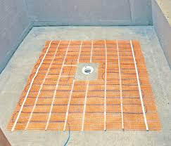 Electric Floor Heating Heated Tile Floor