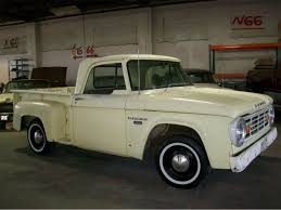 100 67 Dodge Truck 19 D100 For Sale ClassicCarscom CC885933