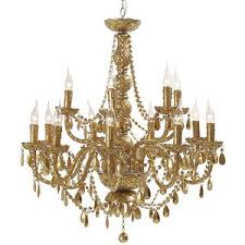Gold Chandelier Fancy In Home Design Ideas With