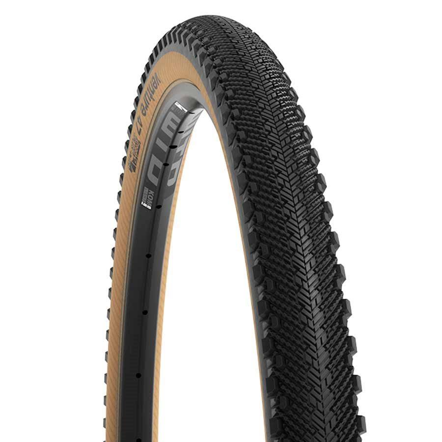 WTB Venture Tire 650b x 47C Road Plus TCS Folding Black