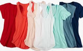 Alternative Apparel Organic Cotton Shirts