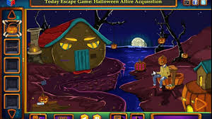 Halloween Escape Walkthrough by Halloween Why Lucent Skull Dailymotion