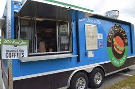 100 Big Blue Truck Eat At Joes Dishes Up Local Quality Food The Ellsworth