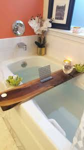 Bamboo Bathtub Caddy Canada bamboo bathtub caddy with wine glass holder tubethevote