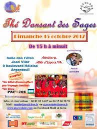 the dansant des sages dimanche 15 octobre 2017 salle jean