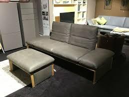 sofa inkl hocker koinor 3 499 ausstellungsstück
