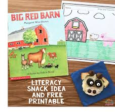 Literacy Snack Idea Farm Our Favorite Kids Books The Inspired Treehouse Stacy S Jsen Perfect Picture Book Big Red Barn Filebig 9 Illustrated Felicia Bond And Written By Hello Wonderful 100 Great For Begning Readers Popup Storybook Cake Cakecentralcom Sensory Small World Still Playing School Chalk Talk A Kindergarten Blog Day Night Pdf Youtube Coloring Sheet Creative Country Sayings Farm Mgaret Wise Brown Hardcover My Companion To Goodnight Moon Board Amazonca Clement
