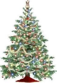 Parish Christmas Tree
