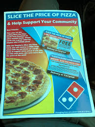UNLIMITED USE DOMINO'S BOGO COUPON! PROCEEDS GO TO CHARITY ...