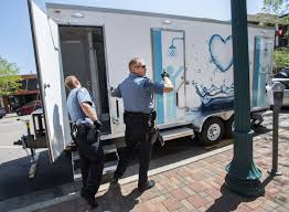Three-stall Mobile Shower Trailer For Homeless To Launch In Colorado ... Dobson 20 Cover Story Colorado Springs Brinks Armored Truck Stops Around Weather Played Role In Glider Crash That Killed 2 Aurora Alley Shooting Leaves Two Dead On Friday How I Built A Massage Empire Fortune Two Men And A Better Business Bureau Profile Judge Orders Accused Double Killing West To Two Men And Truck Boss For Day 30 Co Identity Cris 5280 Still Truckin After 22 Years The Food Tuesdays Set Return