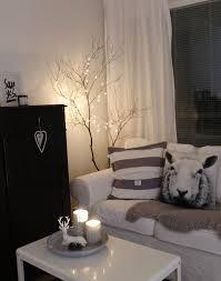 wohnzimmer diy licht herbst winter stimmung ikea ludde
