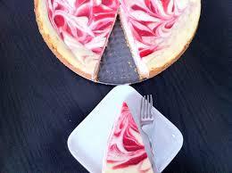 Pumpkin Marble Cheesecake Chocolate by Strawberry Swirl Cheesecake Recipe By Carla Chocolate Moosey