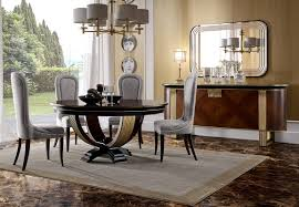 runder tisch für elegante esszimmer idfdesign
