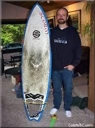 Santa Cruz Pumpkin Seed Surfboard by 6 U00274