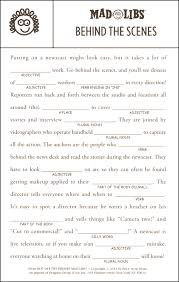 Halloween Mad Libs For 3rd Grade by Image Result For Mad Libs Writing Club Pinterest Mad