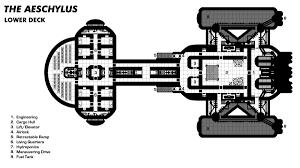 Starship Deck Plans Star Wars by Scifi Starship Blueprints Rpg Pub