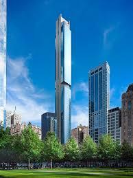 100 Greenwich Street Project 125 Gets New Rendering Taller 912foot Height 6sqft