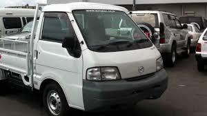Mazda Bongo Truck Sold - YouTube