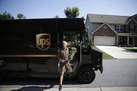 At UPS, The Algorithm Is The Driver - WSJ