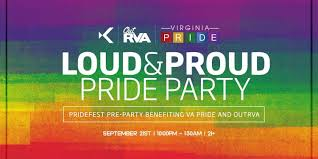 Events List — Virginia Pride