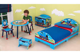 clutter kids room thomas the tank engine friends bedding train