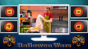 Halloween Cake Wars Judges by Halloween Wars Season 4 Episode 4 Haunted Carnival Hd Youtube