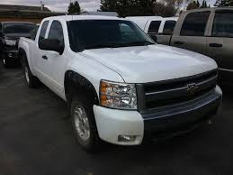 Used 2007 Chevrolet Silverado 1500 4 Door Pickup In Lethbridge, AB L