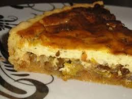 amour de cuisine recette tarte poireaux chèvre un amour de cuisine