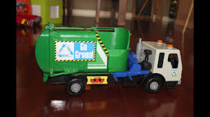 Go Green Tonka Garbage Truck - YouTube Bruder Mack Granite Garbage Truck Ruby Red Green 02812 The And Trash Bins With Recycle Sign Stock Vector Lanl Debuts Hybrid Garbage Truck Youtube All Lime Reallifeshinies Man Tgs Rear Loading Dickie Toys 12in Air Pump And Lego Classic Legocom Us Modern Royalty Free Image Amazoncom Dickie Toys 12 Action Vehicle Clean Energy Waste Management Lifting A Dumpster Detail Feedback Questions About High Simulation 132 Alloy Green