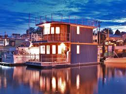 100 Lake Union Houseboat For Sale SOLD Upscale Seattle Excellent Location