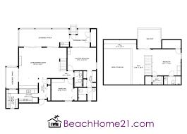 100 Beach Home Floor Plans CAPTIVA 21