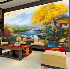 luck lucky treasure family feng shui painting living