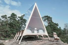 100 Minimalist Cabins Nolla Cabin This Modern Holiday Home Is Bursting With