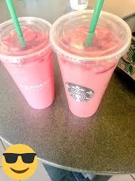 Sabina Foisor On Twitter Who Knew One Could Use The Starbucks Reward For A Trenta StarbucksRewards Pinkdrink Venti Vs