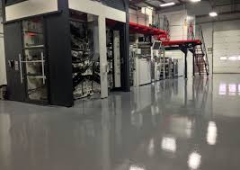100 Solids Epoxy Floor Coating by Epoxy Flooring Penncoat Inc