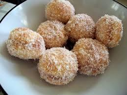 recette boules confiture coco boules de neige cuisinez boules