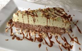 rezept pistazien mascarpone sahne torte mit lebkuchen biskuit lowcarb glutenfrei