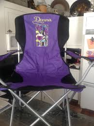 Custom Chairs | Embroidery | Fold Up Chairs, Butterfly Chair ...