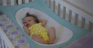 meet the crescent womb the baby bed that says it helps reduce