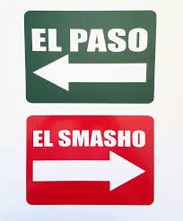 100 Stickers For Trucks El Paso El Smasho Semi Truck Decals And Bumper