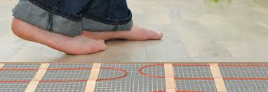 floor electric floor heat mat intended for how to install a