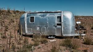 100 Restoring Airstream Travel Trailers Trailer Is 140 Square Feet Of Vintage Style Made Modern