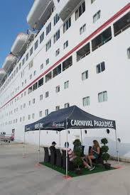 carnival paradise to cuba day 3 arrival in key west from the