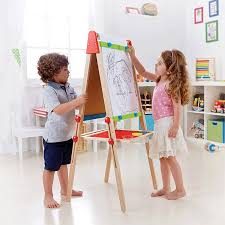 Hape Kitchen Set Malaysia by Hape Magnetic All In 1 Kids Drawing Painting Chalk Art Board