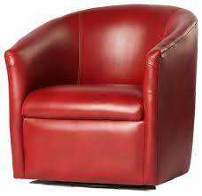 100 Contemporary Armchairs Draper Swivel Chair And Accent Chairs For Red